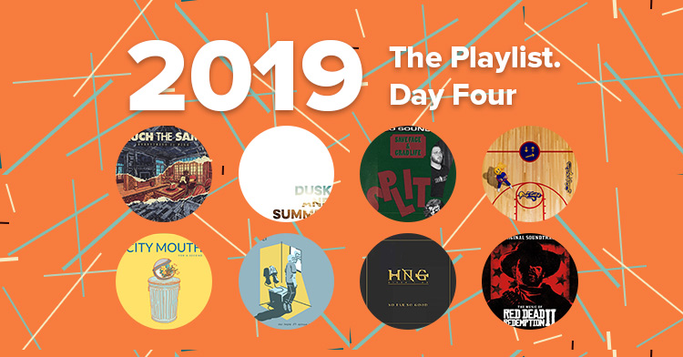 Top Albums of 2019 – Day Four – The Playlist