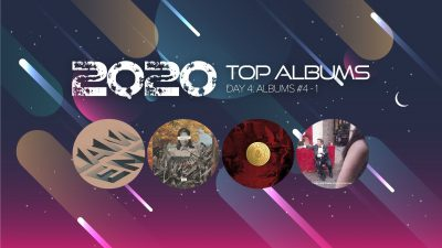 Top Albums of 2020 – Day Four